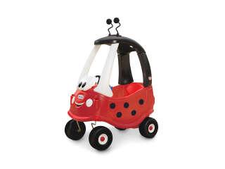 Машинка-каталка для детей серии 'Cozy Coupe' - АВТОМОБИЛЬЧИК БОЖЬЯ КОРОВКА