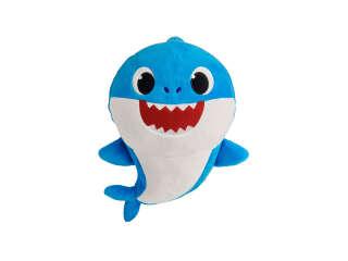 Мягкая игрушка BABY SHARK - ПАПА АКУЛЕНКА