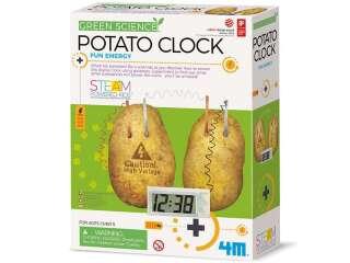 Набор для исследований 4M Картофельные часы (00-03275)