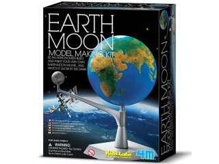 Набор для исследований 4M Модель Земля-Луна (00-03241)