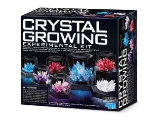 Набор для исследований 4M Опыты с кристаллами (00-03915/EU)