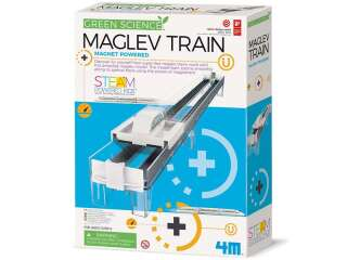 Набор для исследований 4M Поезд на магнитной подушке (00-03379)