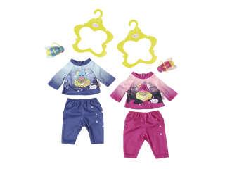Набор одежды для куклы BABY BORN - ВЕЧЕРНЯЯ ПРОГУЛКА (2 в ассорт.)