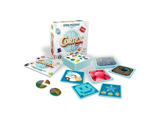 Настольная игра - CORTEX 2 CHALLENGE (90 карточек, 24 фишки)