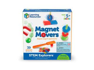 Обучающий Набор Learning Resources - Эксперименты С Магнитами
