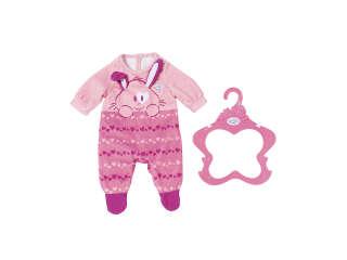 Одежда для куклы BABY BORN - СТИЛЬНЫЙ КОМБИНЕЗОН (розовый)