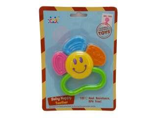 Прорезыватель для зубов Huile Toys 'Цветочек' (919-3)
