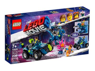 The LEGO Movie Рэкстремальный внедорожник Рэкса (70826)